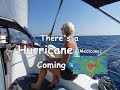 50+ knots forecast - can we outrun the Medicane - S03E05