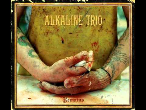 Alkaline Trio - Jaked On Green Beers (lyrics)