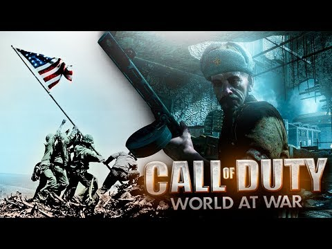 MI CALL OF DUTY DE TREYARCH FAVORITO | COD WORLD AT WAR thumbnail
