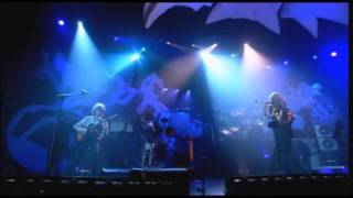 Yes Songs From Tsongas (2004) Part 5- Turn Of The Century & My Eyes