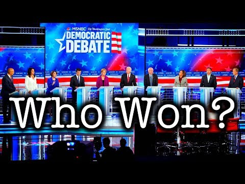 Debate Breakdown: These Are the Winners & Losers of the 5th Dem Debate