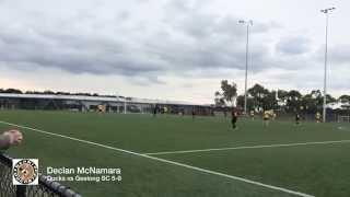 DDFC V Geelong SC 5-0