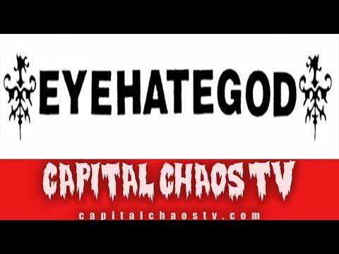 EYEHATEGOD full set live in Sacramento, California