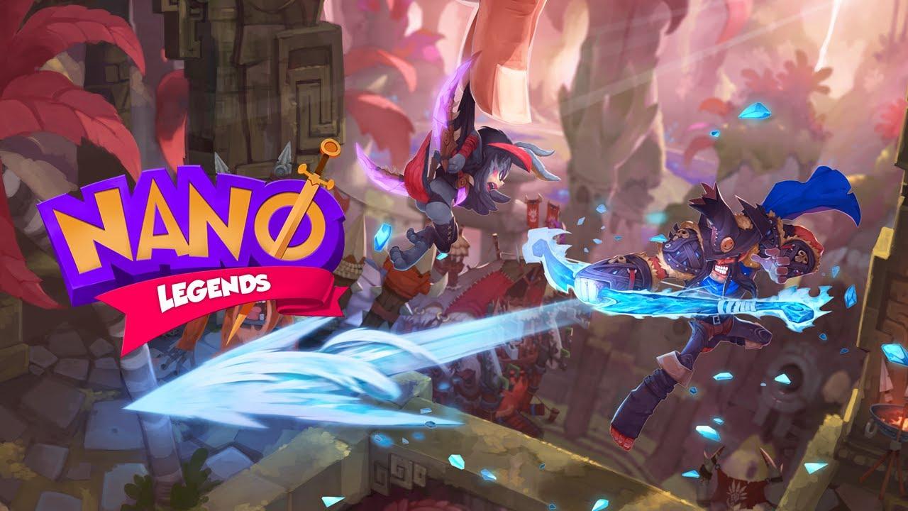 Nano Legends - Game Trailer