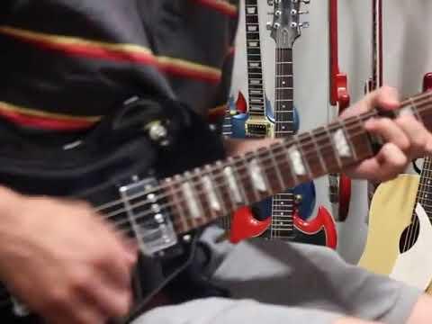 Gibson Les Paul Studio for sale, w/ hardshell case, carved black-horn nut - $650