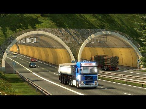 Euro Truck Simulator 2 ( картa ORIENT EXPRESS V9.0) # 5