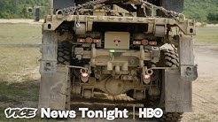 The Army Is Sending War Robots Into Combat (HBO)