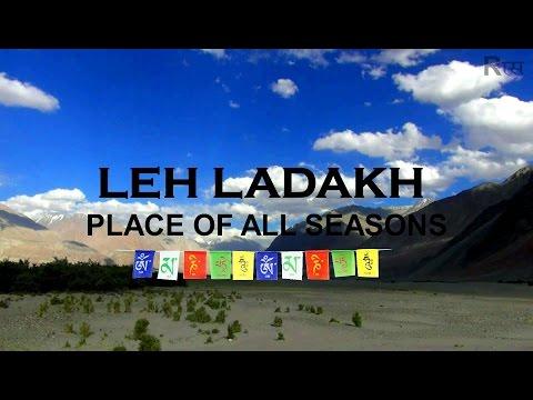 Leh Ladakh - Land of high passes