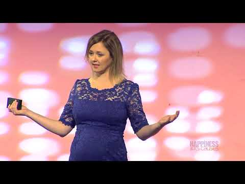 The Whole Health Life with Shannon Harvey at Happiness and Its Causes 2016