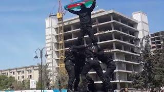 Polis xüsusi təyinatlıları - Sumqayıt