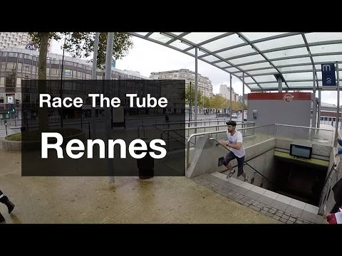Race the Tube - Rennes