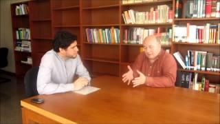 Asociación Ultima Ratio - Entrevista a Profesor José Manuel Paredes Castañón