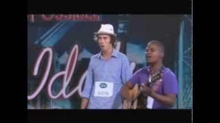 best Idols duet audition South Africa 2012