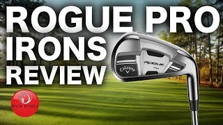 Are these irons POINTLESS? Callaway Rogue Pro