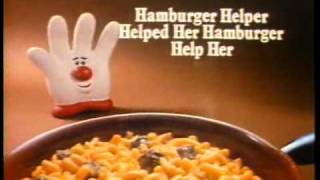 "Hamburger Helper ""Helped Her Hamburger"" :30TV"