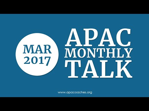 Yoga Psychology and its application in Coaching || APAC Monthly Talk
