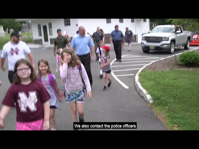 Walking to School In Newton: A Community Experience
