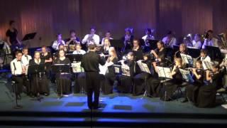 December 2013 Concert - Intermediate Band - Swingle Bells