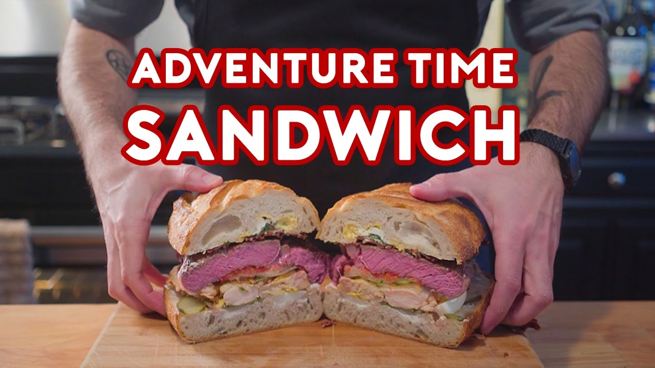 Binging With Babish Jake S Perfect Sandwich From