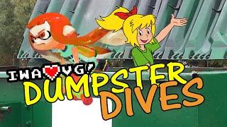iwalvg dumpster dives the weirdest finds yet