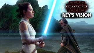 Rey's Vision & Its Importance - Star Wars The Last Jedi