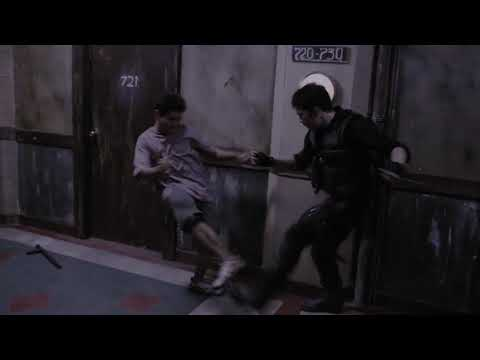 Download The Raid Redemption (2011) - Hallway Fight Scene #1