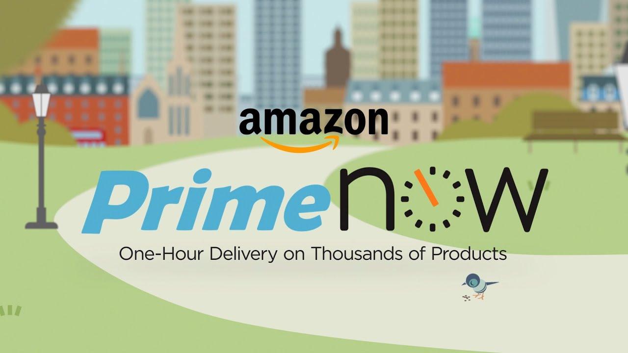 「amazon prime now」の画像検索結果
