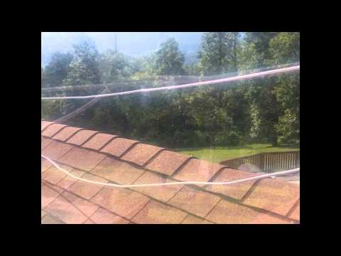 dish network tv review worst installation ever must see read description dish network installers