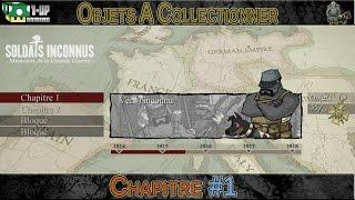 """Soldats Inconnus - Objets à Collectionner [Chapitre 1] - Succès/Trophée """"Souvenir éternel"""""""