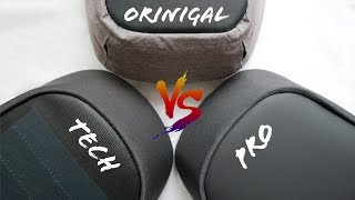 Bobby Tech vs Bobby Pro vs Bobby Original - Backpack Comparison