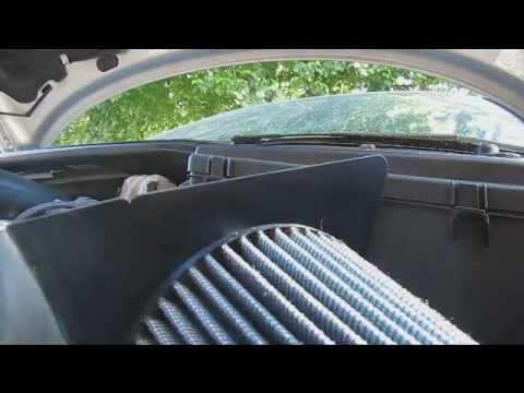 Eurosport Tunning Intake Maintenance on a Volvo V70 2.5T 2005 Part 2