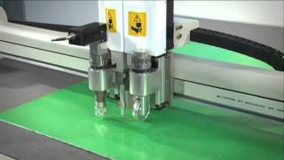 JWEI CNC Cutting Plotter, Flatbed Digital Cutter