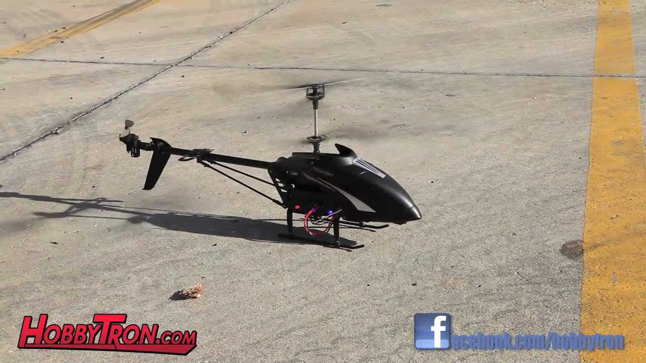 Mega Spy RC Helicopter with Camera - YouTube