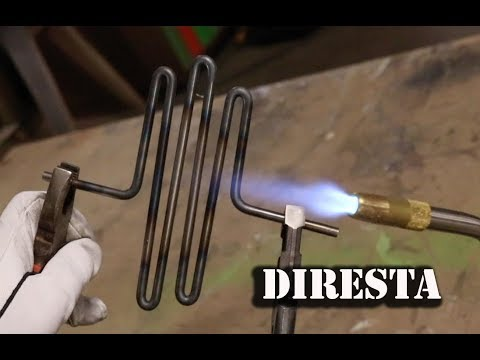 DiResta Brazing with BernZomatic