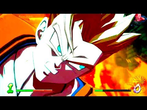 DRAGON BALL FighterZ – All Characters Ultimate Attacks & Transformations (So Far)