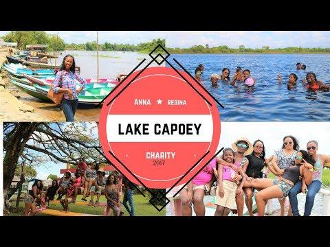 ♔ Travel Vlog ♔ | Guyana - | Anna Regina, Charity, Lake Capoey Tour