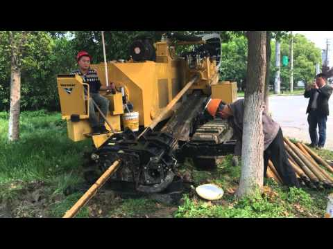 Vermeer China- Horizontal Directional Drilling Rig-Wuxi Geotec Trenchless Equipment Co.,Ltd