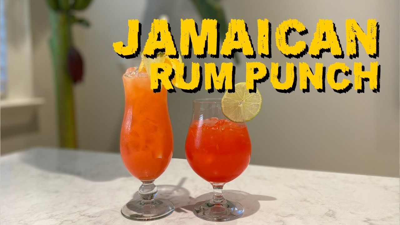 how to make jamaican rum