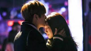 Lirik lagu dan terjemahan Love is moment 'Ost The Heirs'