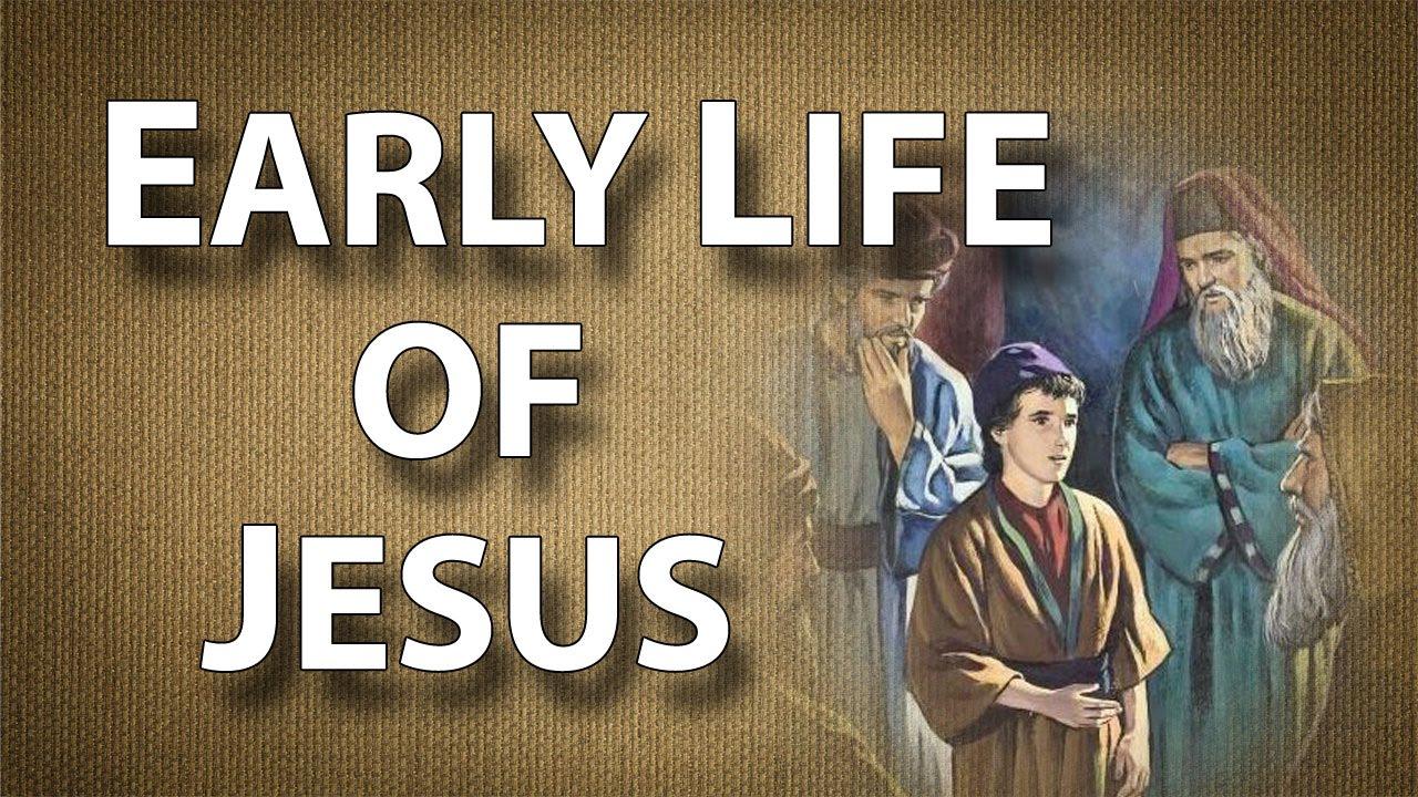 Part 5: Early Life of Jesus - John S. Torell - YouTube