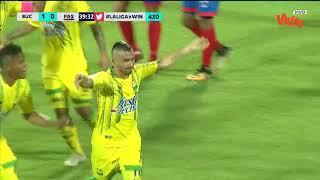 Bucaramanga vs  Pasto (1-0) | Liga Aguila 2019-I | Fecha 4