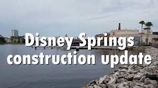 Disney Springs construction update - June 2018