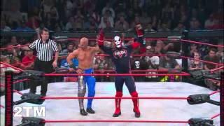 """2TM"" TNA Sacrifice 2009 Highlights [HD]"