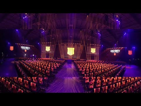 BO4 Reveal LIVE WATCH PARTY - Will Be Showing Exclusive Inside Event Photos