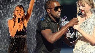 13 Mejores Momentos de Taylor Swift en Entregas de Premios