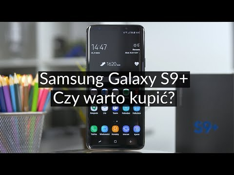 Samsung Galaxy S9+: