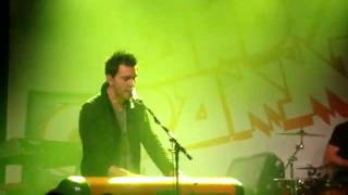 Andy Grammer - Fine By Me LIVE in Minneapolis at The Varsity Theater 1/30/12