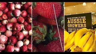 Who sabotaging Australian FRUIT
