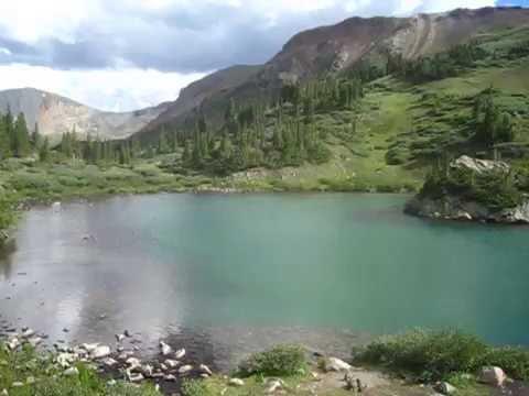 Lost Lake at Cottonwood Pass, Colorado - Hike & Trail Photos