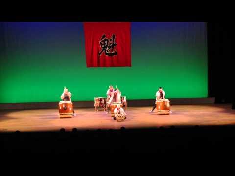 Taiko Drum Event In Osaka